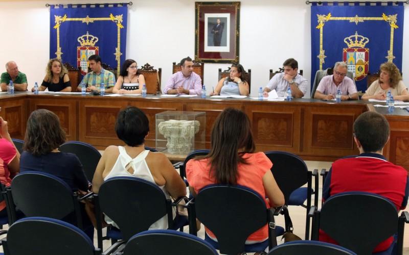 El Ayuntamiento cede a la Junta una parcela, por segunda vez en cinco años, para la construcción de un nuevo colegio