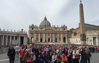 Viaje a Italia (19-25 Octubre 2015)