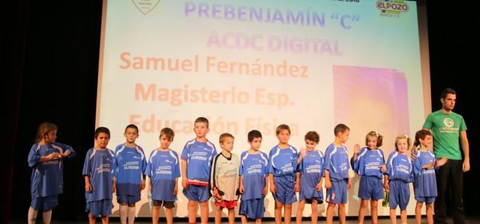 Los 'peques' de Futsalhendín arrancan la Liga con victorias