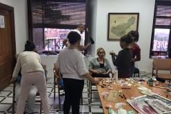 Alhendín celebra por primera vez la Noche de Halloween