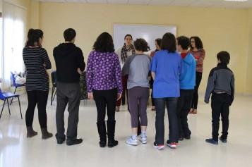 La Asociación Asperger Granada, con sede en Alhendín, organiza un Taller de Teatro