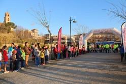 Más de 150 niños participan en la carrera solidaria a beneficio de Cáritas