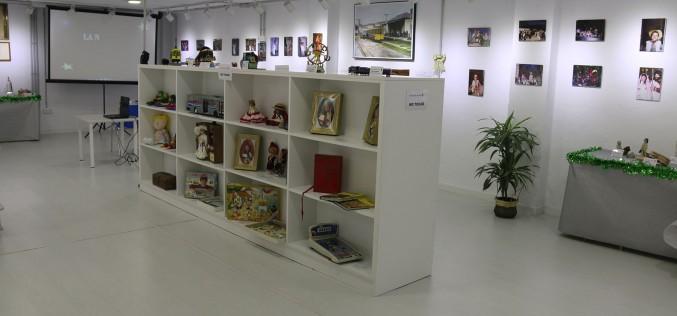 El Museo Etnológico alberga un centenar de piezas de la Navidad de antaño