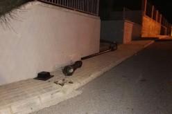 El Ayuntamiento gasta 24.500 euros al año en el arreglo de desperfectos provocados por actos vandálicos