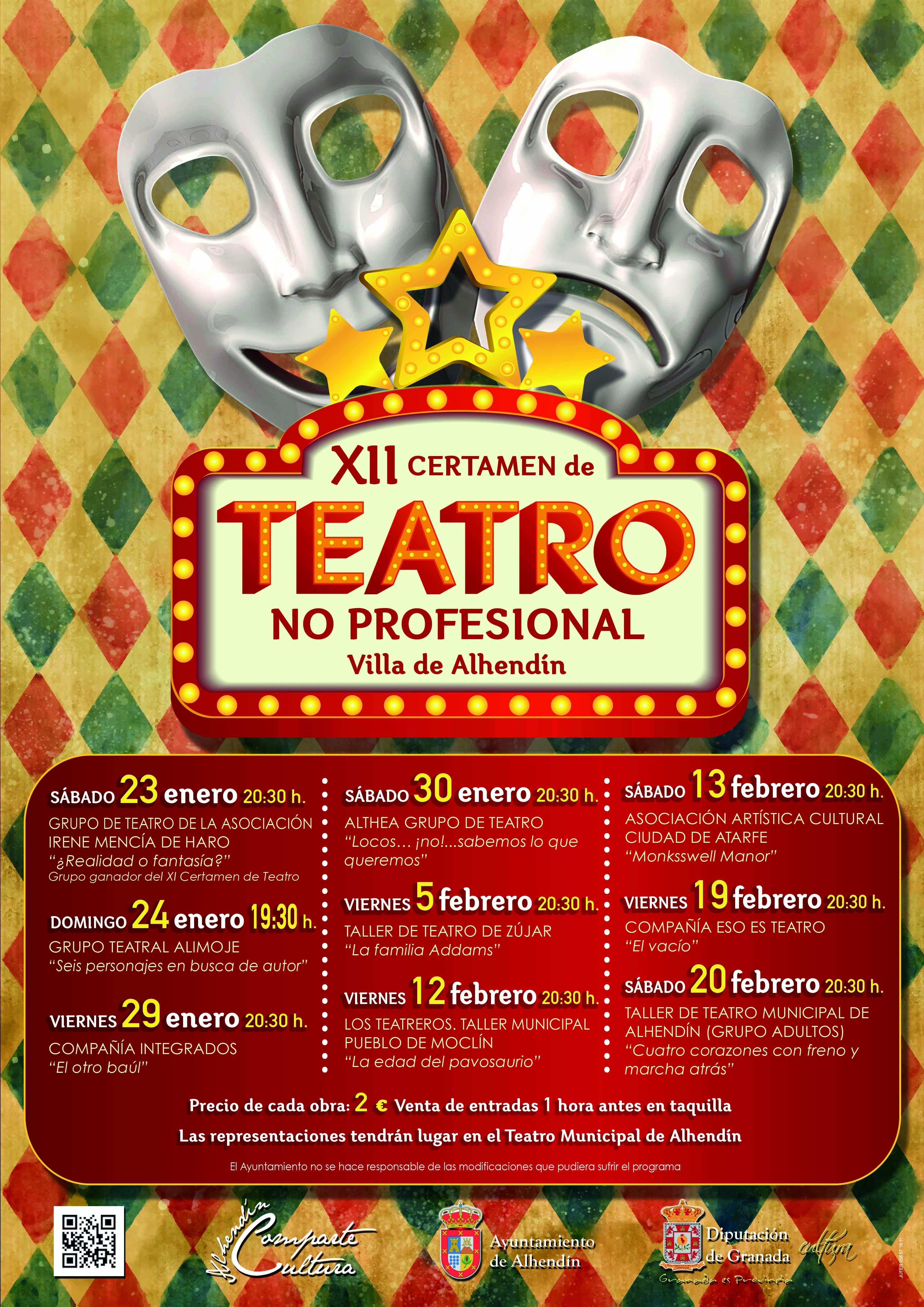 Cartel-XII-Certamen-Teatro-Alhendín