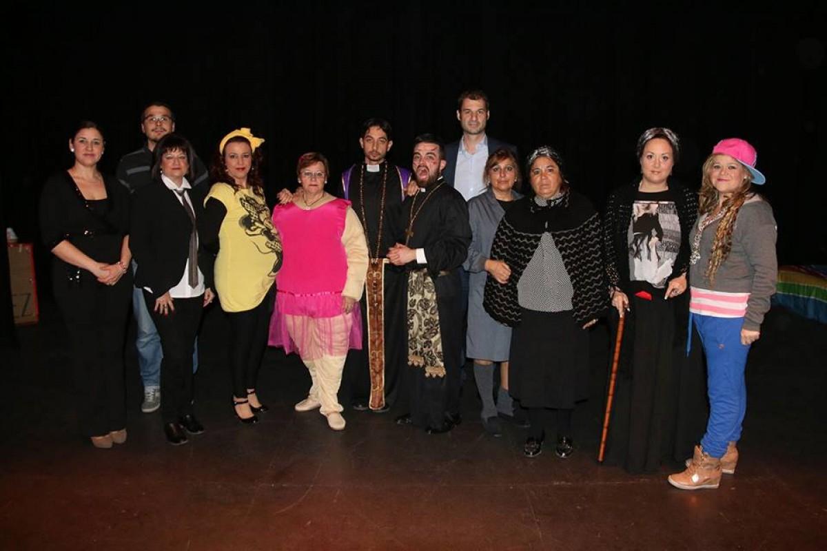 XII Certamen de Teatro no profesional