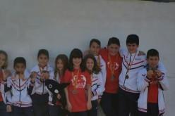 La Escuela Municipal de Natación, presente en las pruebas finales del Circuito de Diputación