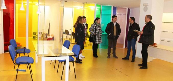 El Ayuntamiento estudia la implantación de un espacio Cowork en el Centro Cívico de Novosur