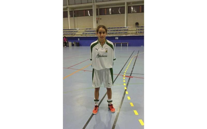 El Fútbol Sala también es femenino en Alhendín