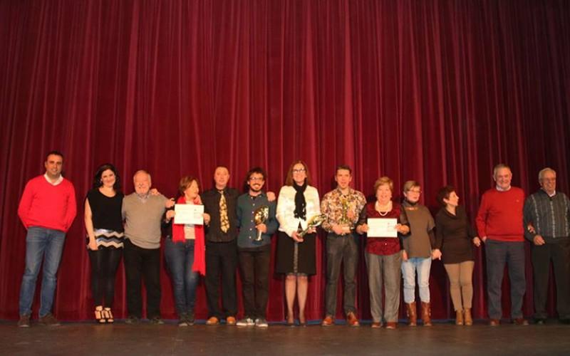 Premios del XII Certamen de Teatro No Profesional