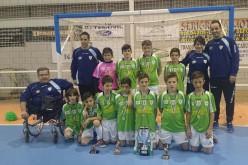 Julia Gym Futsalhendín, Campeón Provincial Alevín