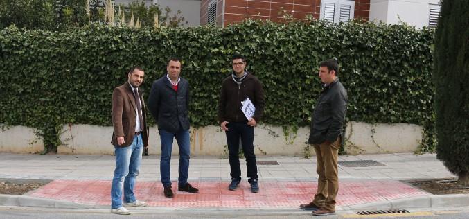 El Ayuntamiento de Alhendín convertirá el municipio en referente granadino de accesibilidad