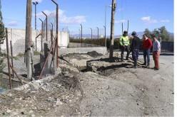 Colaboración con la Comunidad de Regantes para acometer la limpieza de las principales acequias del municipio