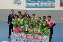El Futsalhendín, Campeón Provincial Benjamín