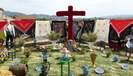 Cuenta atrás para celebrar el Día de la Cruz