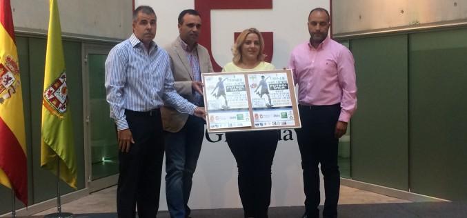 Un total de 400 niños participarán en el I Torneo Nacional de Fútbol Sala, con una de las sedes en Alhendín