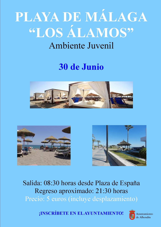 Playa-de-Málaga