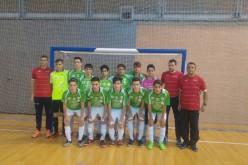 Nuevo éxito de la Galería Futsalhendín en la Fase Final de la Copa de España Cadete