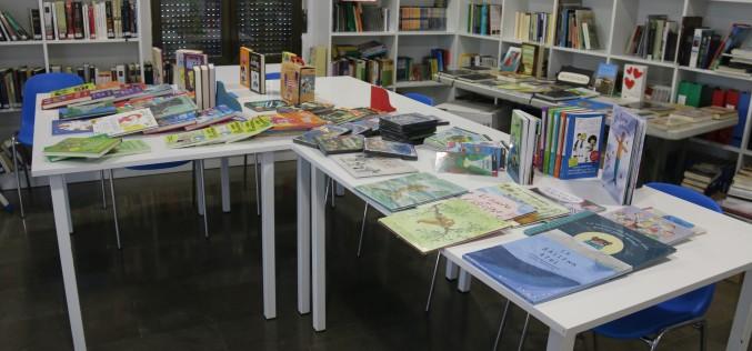 Más de un centenar de nuevos títulos para la Biblioteca