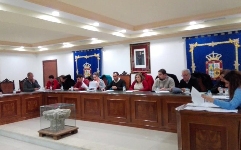 El Gobierno en Alhendín aprueba las obras para la mejora de los accesos periféricos con urbanizaciones