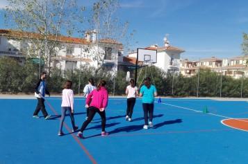 Arrancan las I Mini Olimpiadas de Atletismo en Alhendín