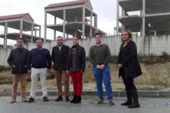 El Ayuntamiento de Alhendín desbloquea la paralización de la obra de 83 viviendas con la aprobación de una nueva licencia