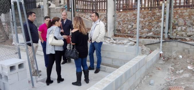 Un nuevo acceso permitirá conectar a los vecinos del Barrio Bajo con el Polideportivo