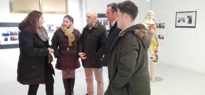 El Museo Etnológico dedica una exposición sobre el intercambio cultural de los alumnos del IES Alhendín en Alemania