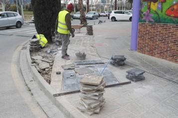 Mejora el estado general del barrio de Novosur