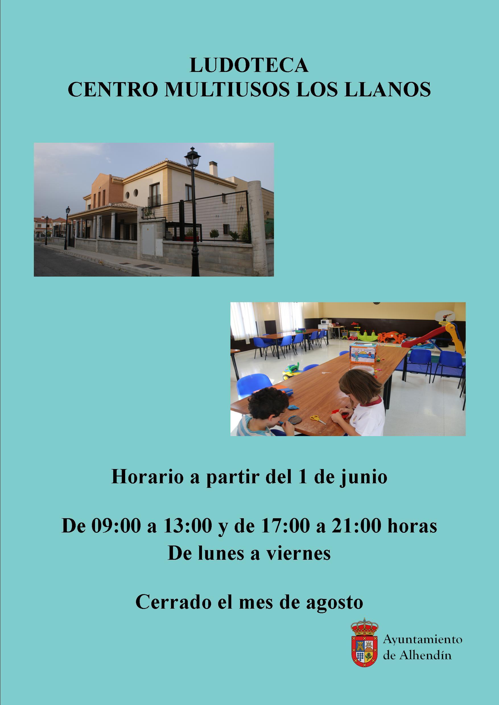 Ludoteca-Llanos-Horario-Verano