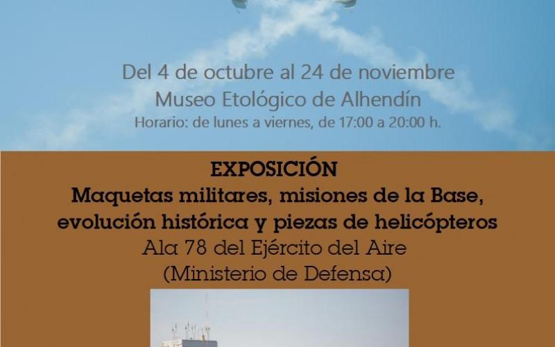 Exposición Base Aérea de Armilla