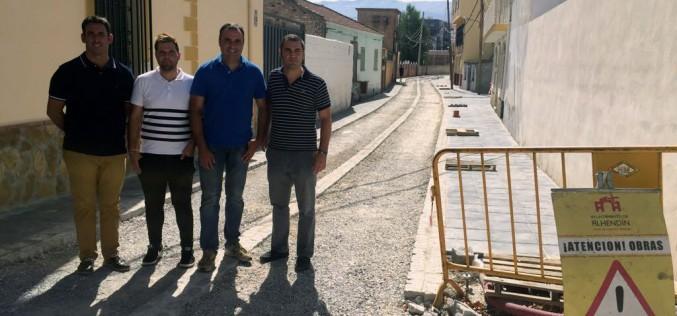 El Ayuntamiento firma un convenio para mejorar la accesibilidad del municipio