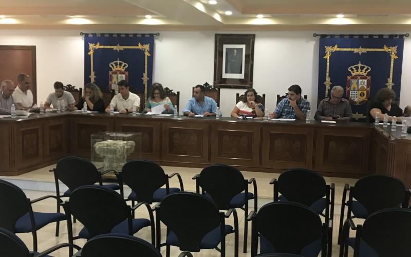El pleno aprueba la mejora de los accesos al colegio desde el barrio de Novosur