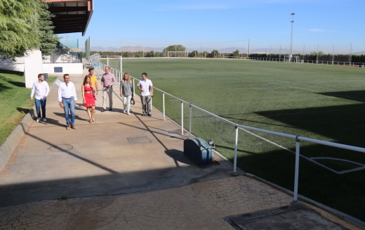 Arranca la temporada deportiva con mejoras en las instalaciones municipales por valor de 37.000 euros