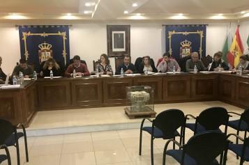 IU, Ciudadanos y PSOE frenan el desarrollo de Alhendín
