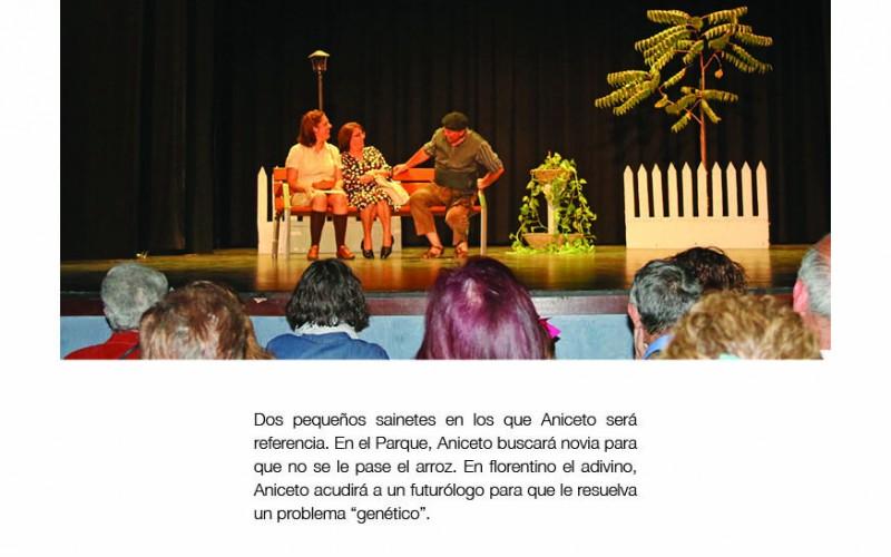 XIV Certamen de Teatro no profesional
