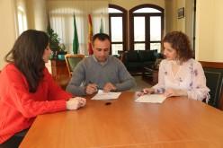 Dos nuevos jóvenes con discapacidad intelectual realizan prácticas en el Ayuntamiento