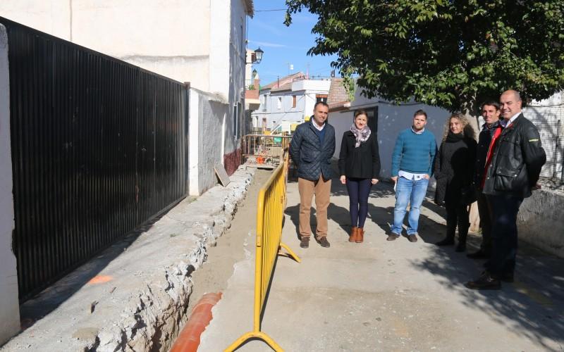 Alhendín remodelará y peatonalizará la principal vía de comunicación entre el Centro y el Barrio Bajo