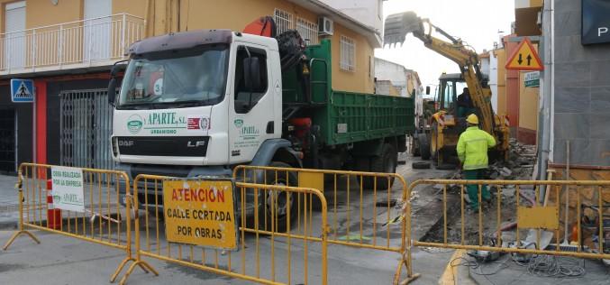 Tierno Galván se somete a una rehabilitación integral que mejorará el tránsito de vehículos y peatones