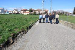 Se acondiciona el Camino de la Acequia Baja para conectar el centro con el barrio de Novosur