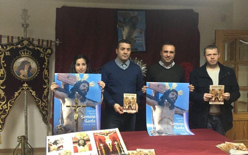 El Cristo de la Expiración protagoniza el cartel de la Semana Santa 2018