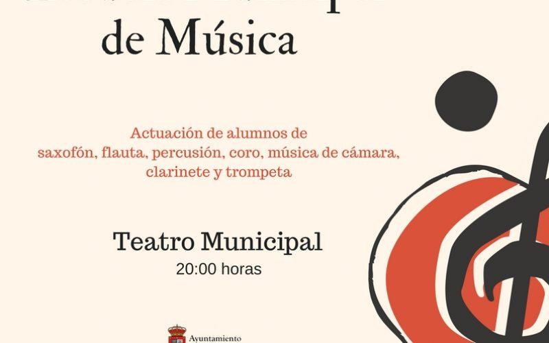 Audición Escuela de Música