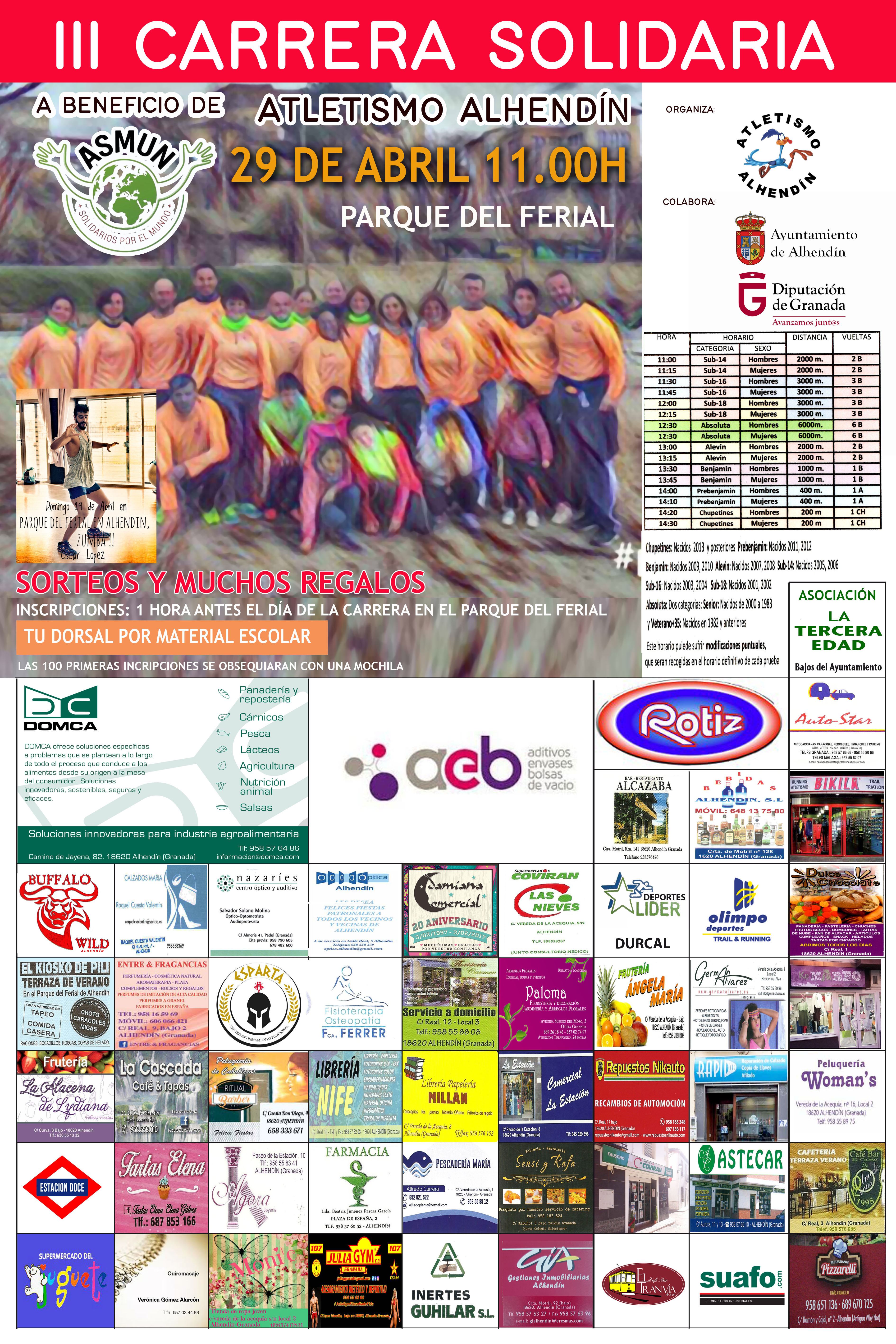 CARTEL-ATLETISMO