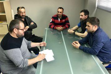Celebrada una reunión para preparar el II Torneo Nacional de Fútbol Veteranos del 9 de junio