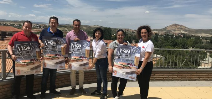 Arranca la V Ruta de la Tapa con 9 participantes