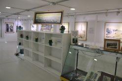 La Biblioteca acoge obras de Juan Pedro Linares nunca expuestas en Granada